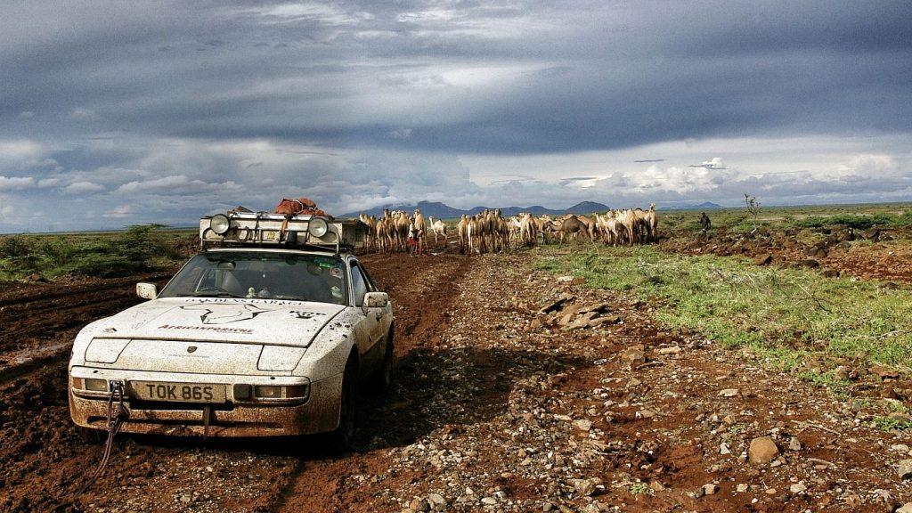 Porsche 944 osvojio Afriku u avanturi dugoj 21.000 kilometar 7