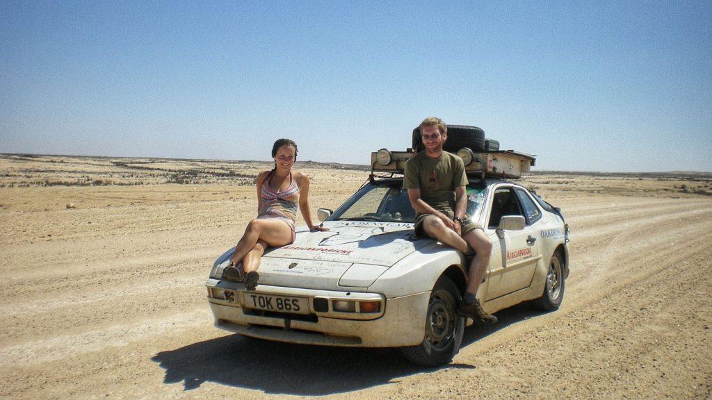 Porsche 944 osvojio Afriku u avanturi dugoj 21.000 kilometar 2