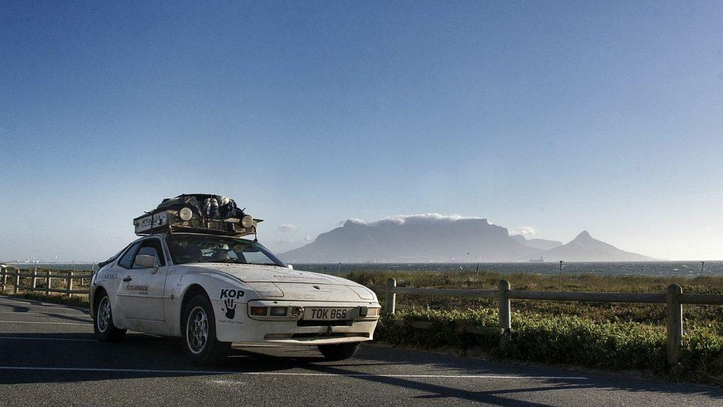 Porsche 944 osvojio Afriku u avanturi dugoj 21.000 kilometar 9