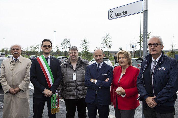 Carlo Abarth dobio ulicu u Torinu, u čast 70 godina marke