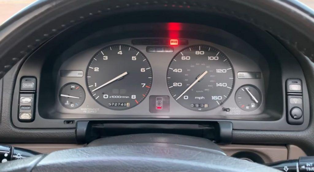 Honda Legend prešla 921.755 km, vlasnik odradio 177 servisa zamjene ulja, a kavčilo nije nikad mijenjano 2