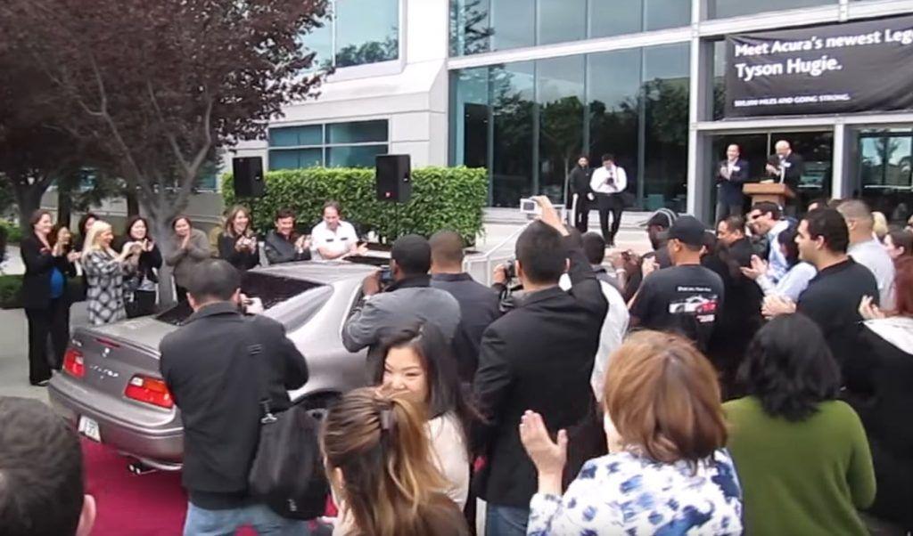 Honda Legend prešla 921.755 km, vlasnik odradio 177 servisa zamjene ulja, a kavčilo nije nikad mijenjano 4