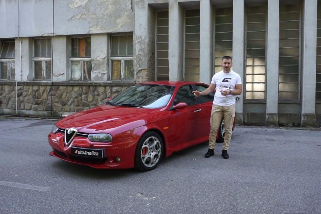 Kultna Alfa Romeo 156 GTA, razlog zašto ćete od danas biti zaljubljeni u talijansku marku