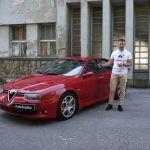 Alfa Romeo  GTV DriveTeam