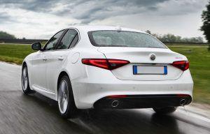 Alfa Romeo Giulia okrenula 400.000 kilometara, ovo je službeni automobil za poželjeti