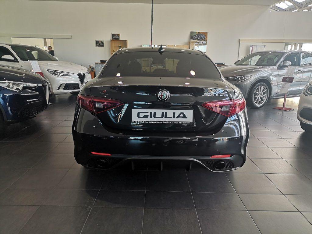 Dobar 'facelift', Alfa Romeo Giulia i službeno u Hrvatskoj 1