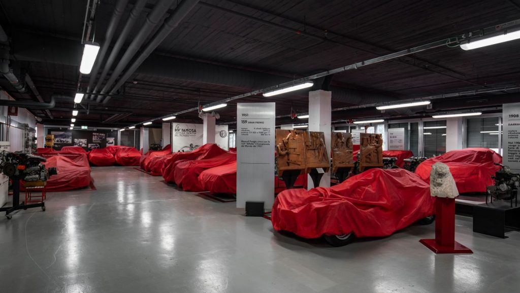 Alfa Romeo ponovno otvara vrata muzeja 24. lipnja