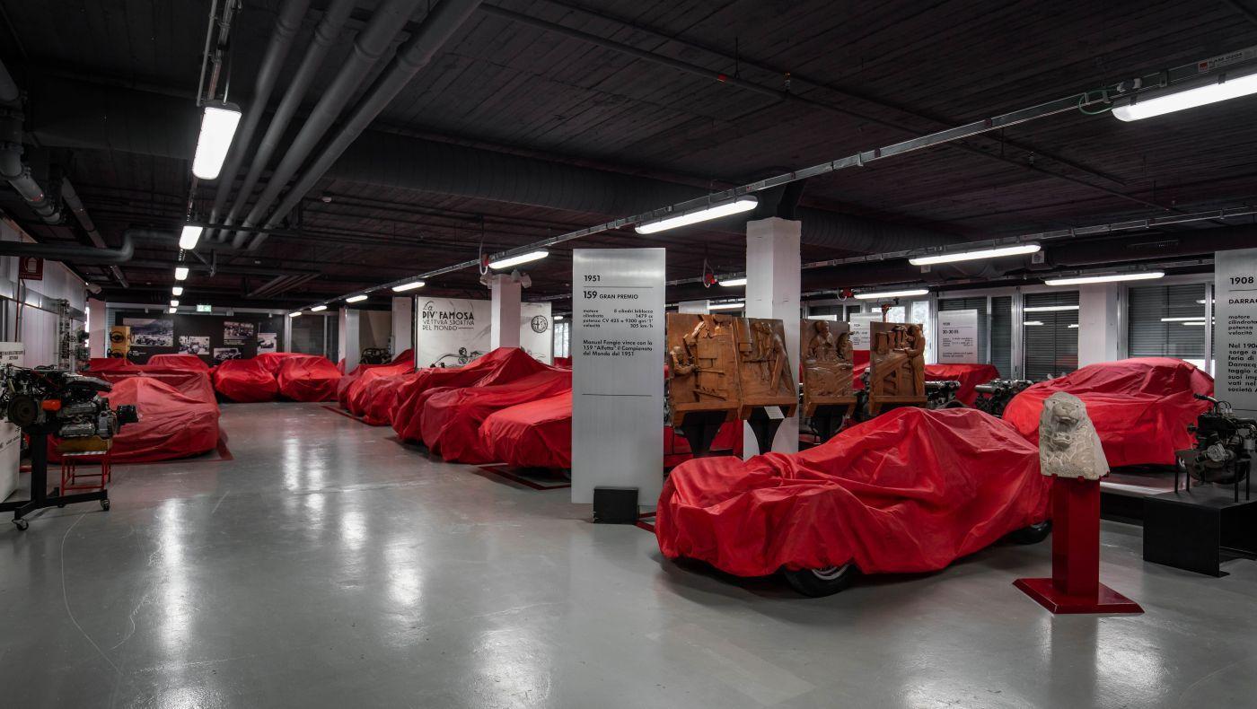 Alfa Romeo Muzej