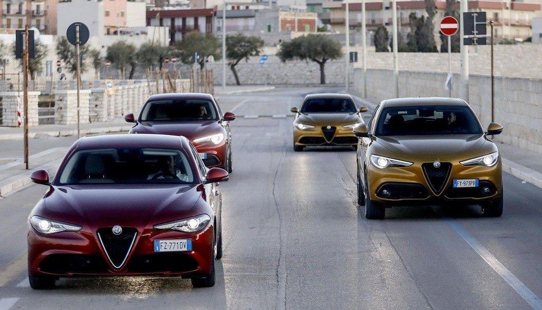 Alfa Romeo glavna driveteam