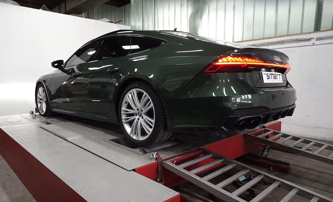 Audi A  TDI valjak
