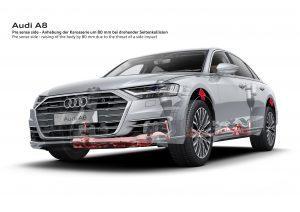 Audi A8 50 TDI quattro Tiptronic, ogledalo uspjeha i autor do sada nepoznatih tehnologija 4
