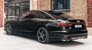 Audi S8 u ABT izvedbi, dojmljiv prikaz poslovne moći kroz 700 KS!