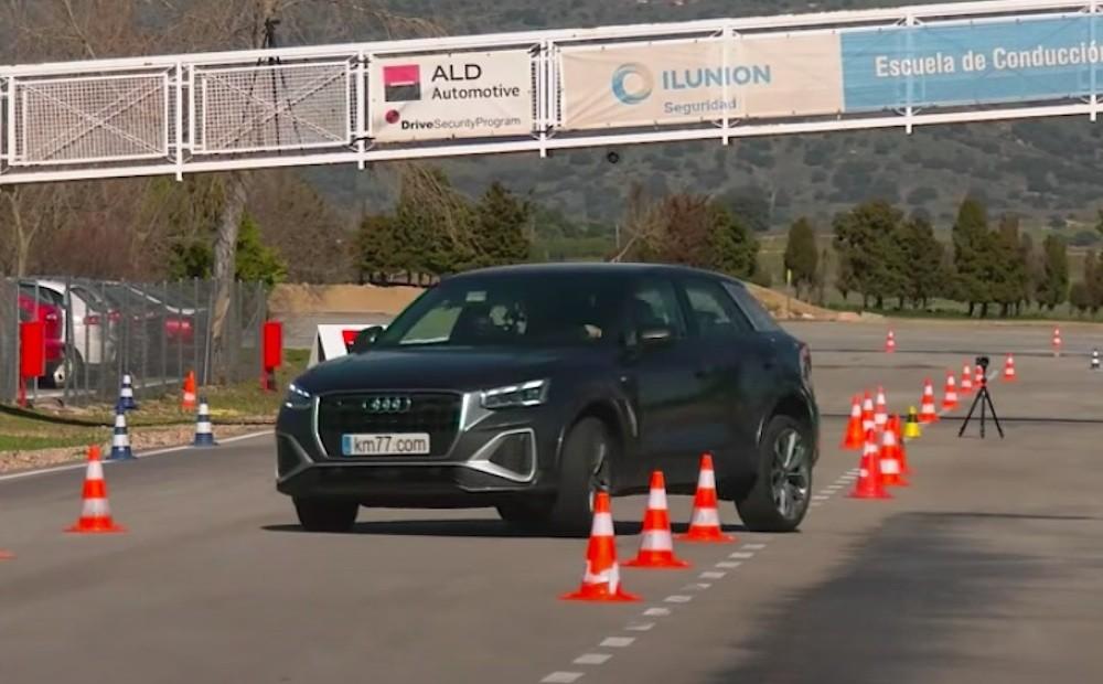 Audi Q test sjeverni jelen vožnja