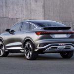 Audi Q Sportback E tron