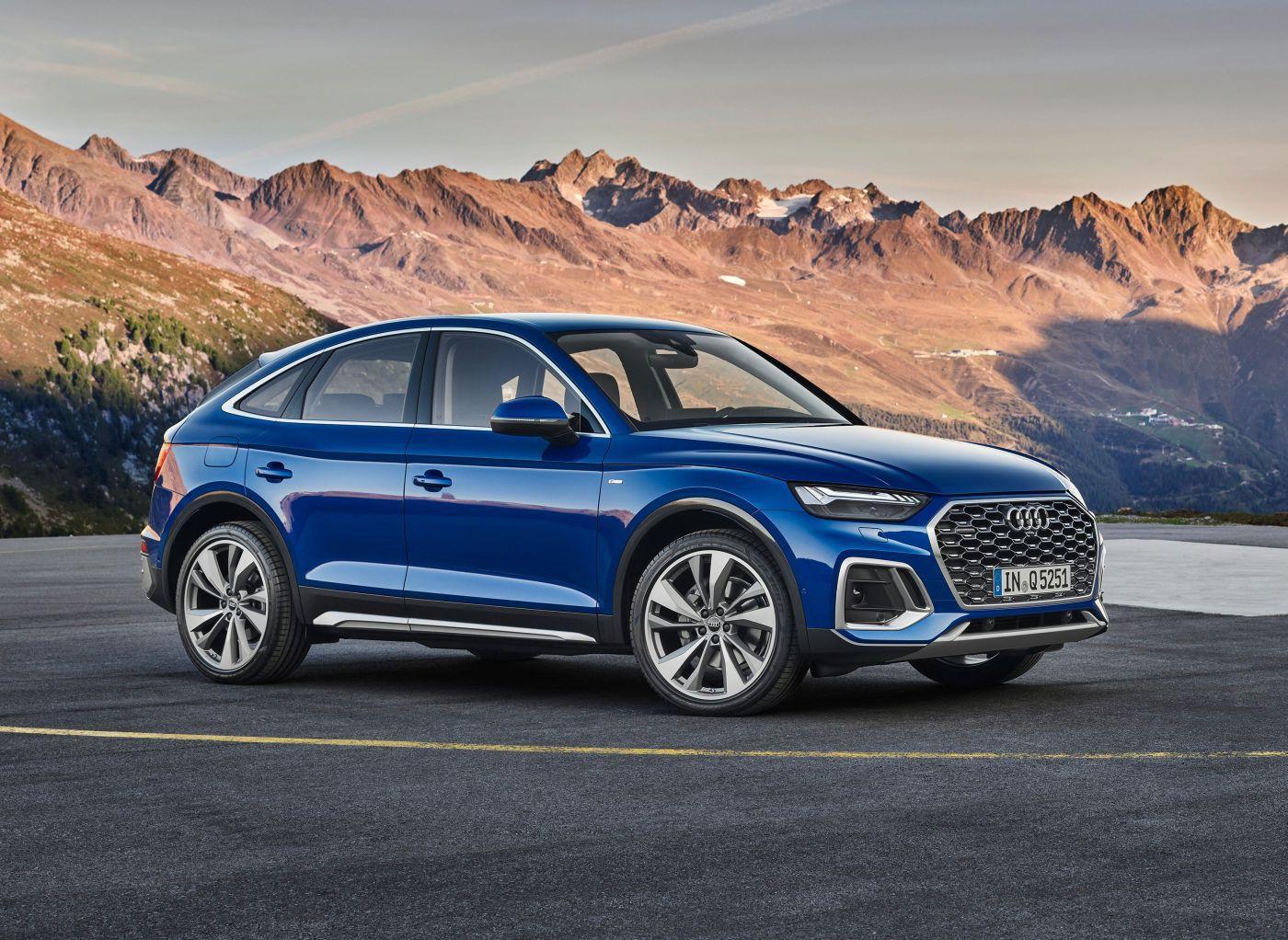Audi Q Sb