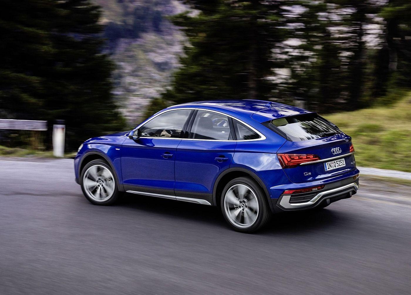 Audi Q Sportback