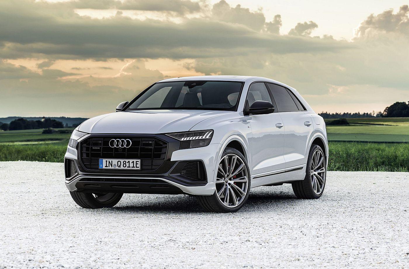 Audi Q  TFSI e quattro
