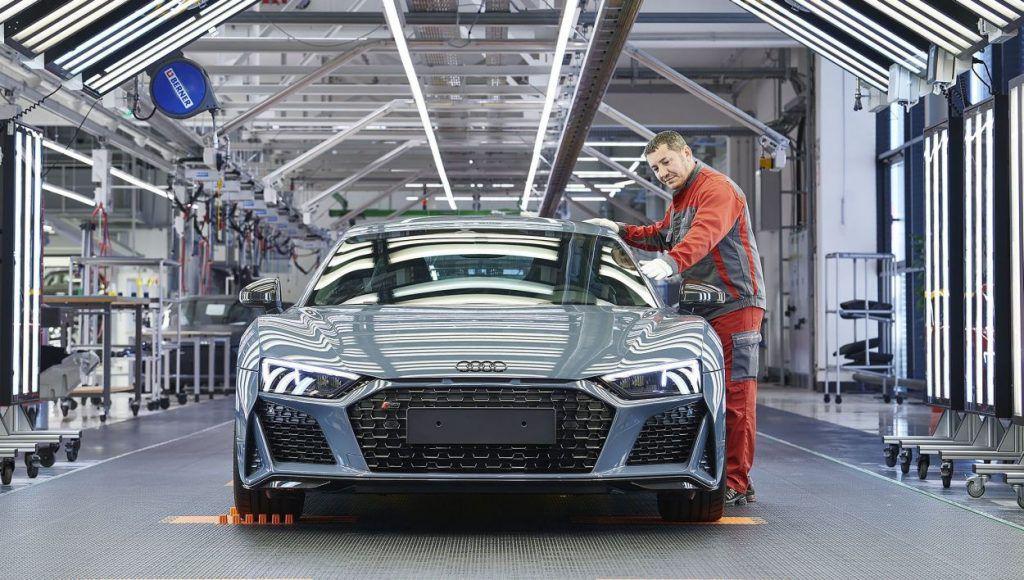 Audi R8 Green Hell mogao bi postati najekstremniji 'Gospodar prstenova'
