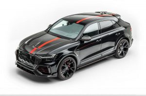 Audi RS Q8 u Mansory izdanju, garancija da ćete biti primijećeni