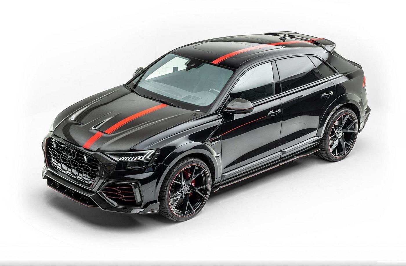 Audi RS Q Mansory
