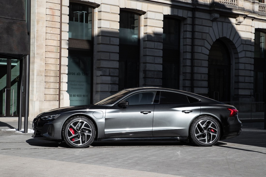 Audi RS e tron