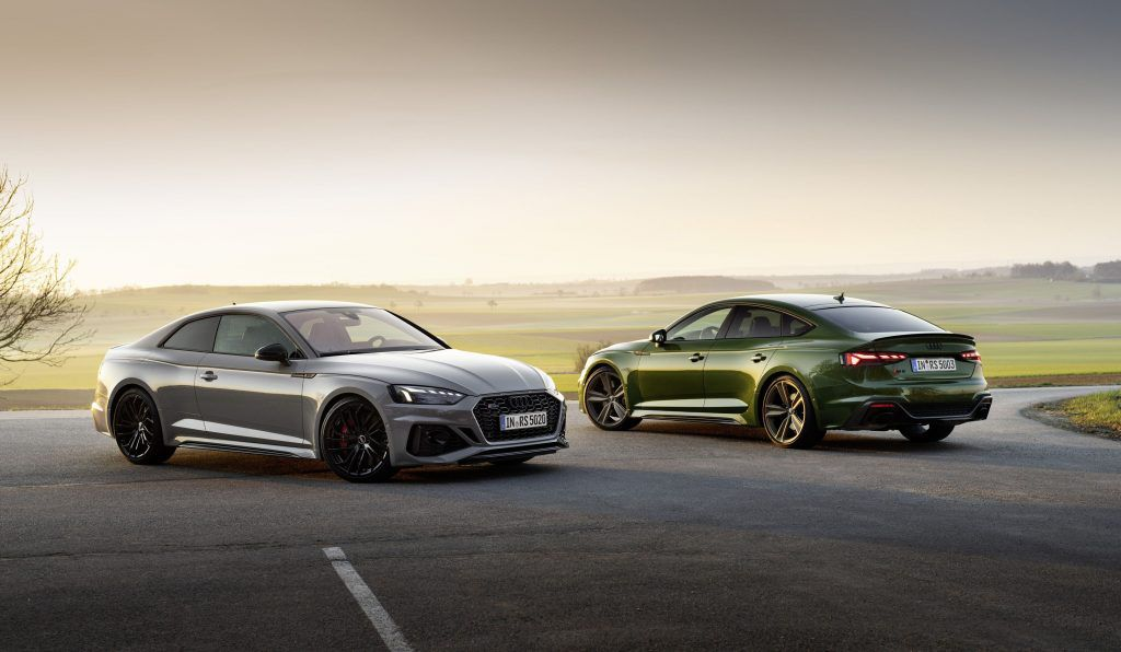 Audi RS5 i RS5 Sportback stigli na red, 'facelift' tretman za jurišnike