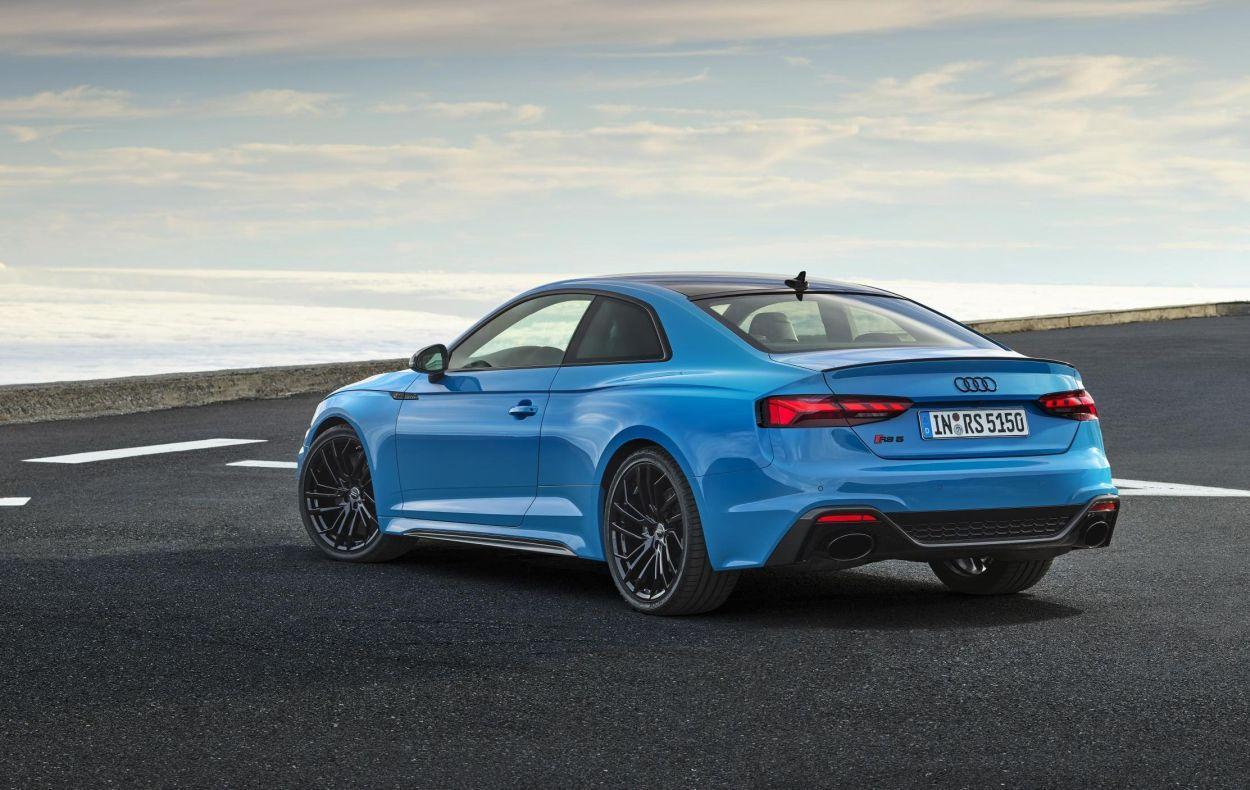 Audi RS5 - osvježenje buduće quattro ikone 3