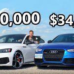 Audi RS battle
