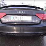 Audi RS quartz