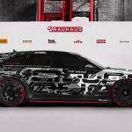 Audi RS Avant Jon Olsson