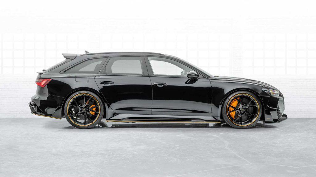 Audi RS6 u Mansory izdanju neće se svidjeti baš svima 3