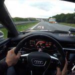 Audi RS  KS HGP Turbo top speed