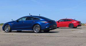 Mercedes-AMG GT 63S 4door ili Audi RS7, male razlike zapravo toliko puno znače!