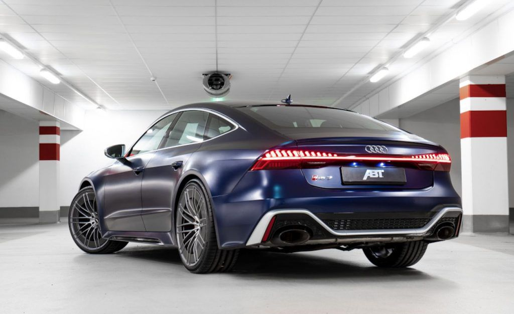 Audi RS7 jači i atraktivniji uz pomoć ABT stručnjaka!