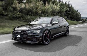 Audi S6 TDI ABT Sportsline - dokaz koliko karavani mogu biti atraktivni 1
