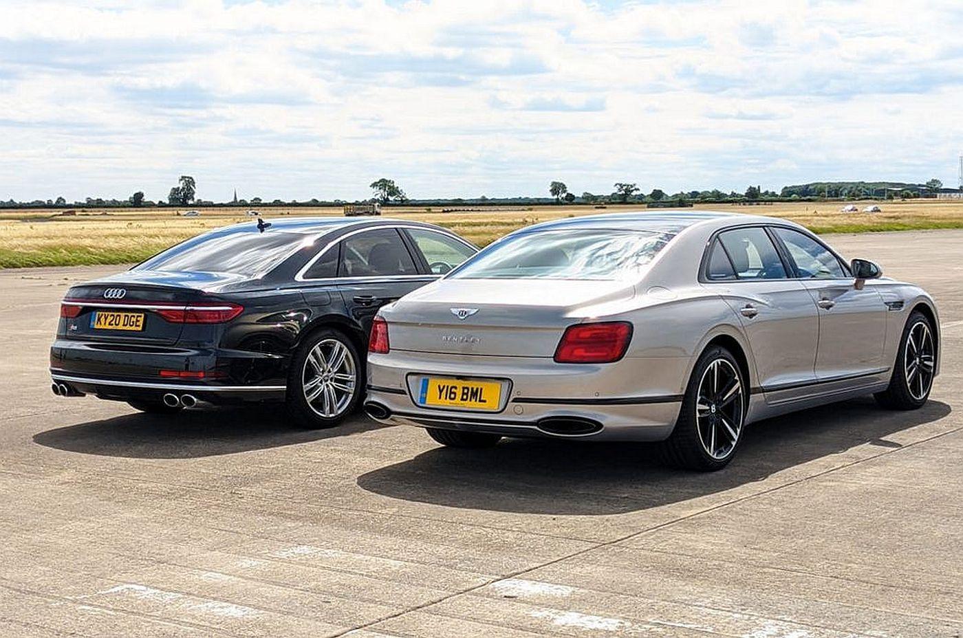 Audi S Bentley Muslane
