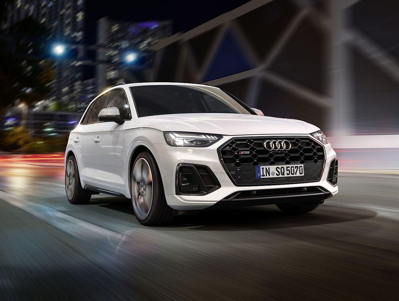 Audi SQ TDI