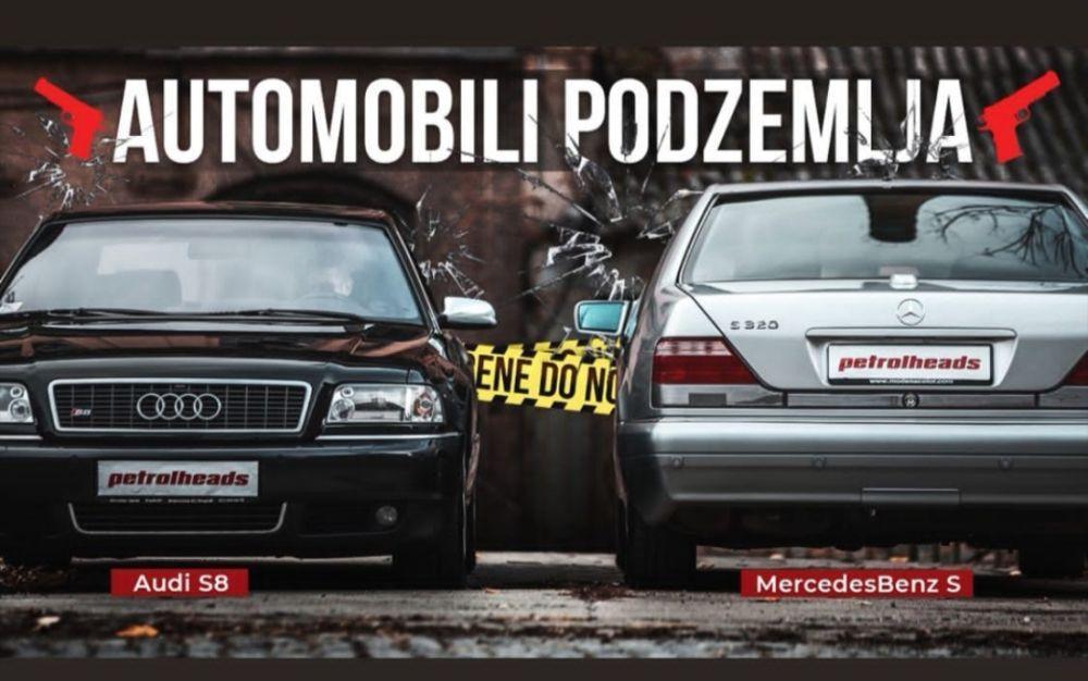 Audi petrolhead