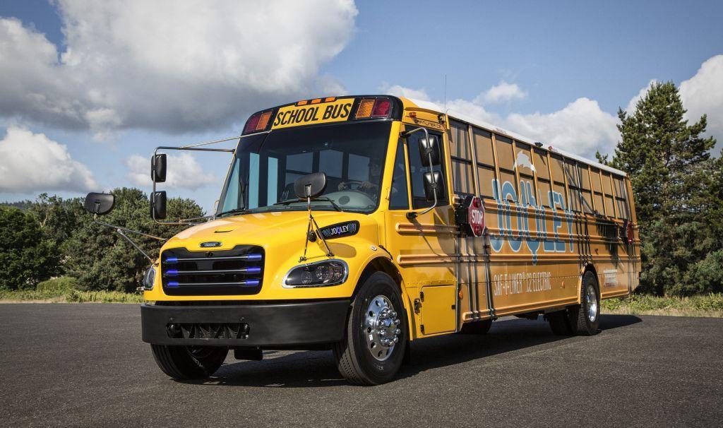 Autobus amerika Thomas Built Buses