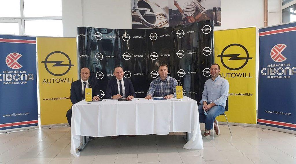 Autowill novi sponzor košarkašima Cibone 2