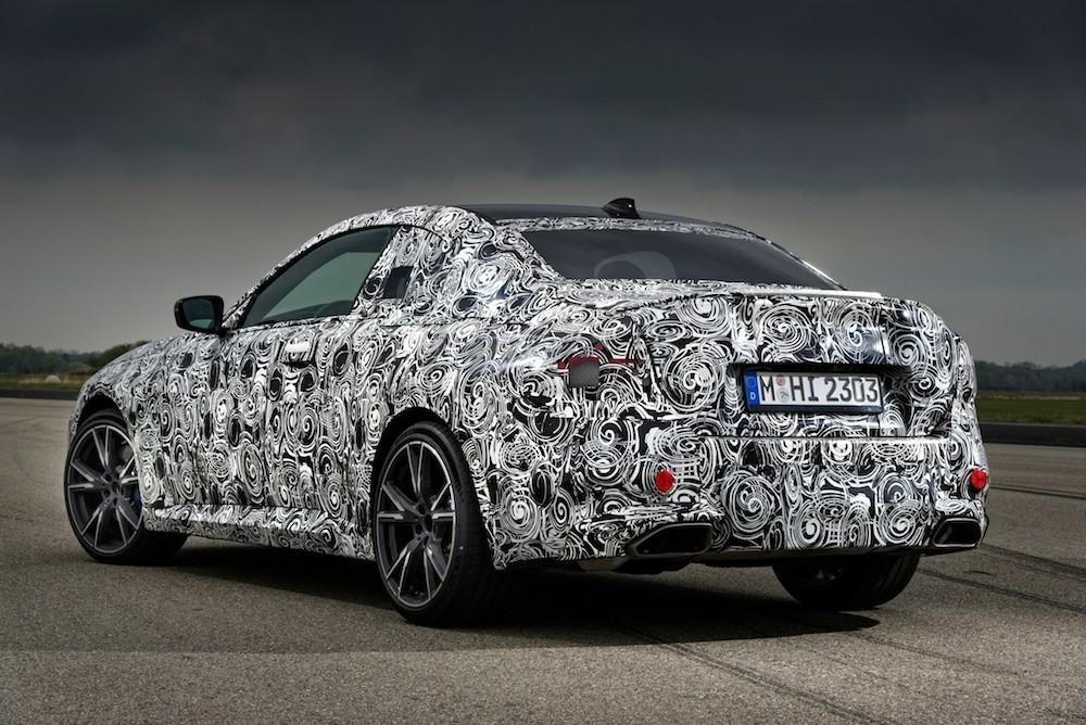 BMW  Series Coupé