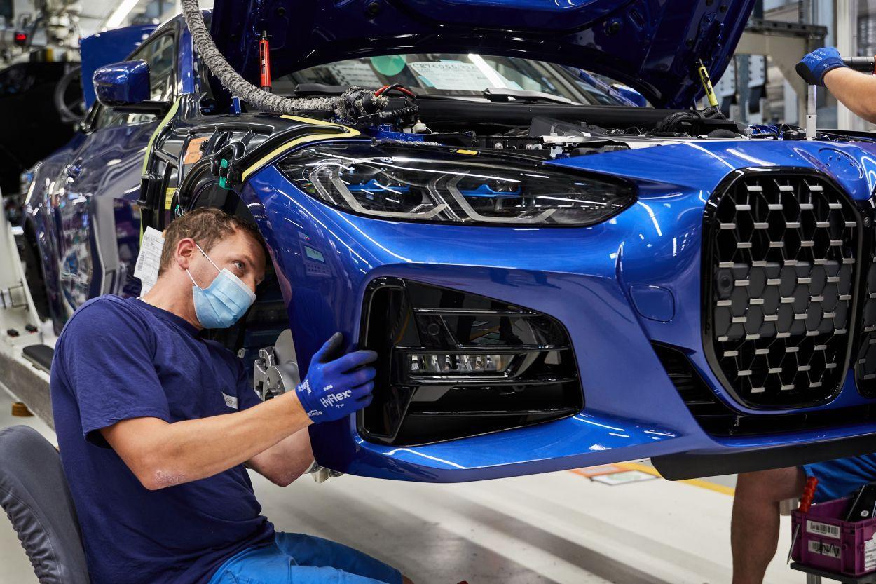 BMW  tvornica