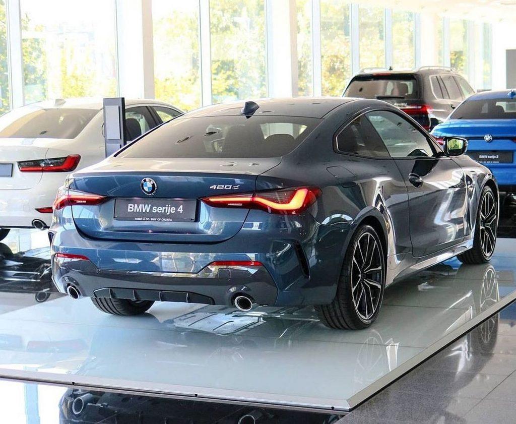BMW Serija 4 stigla u Hrvatsku, ovo je službeno najskuplji grill majstor u gradu! 1
