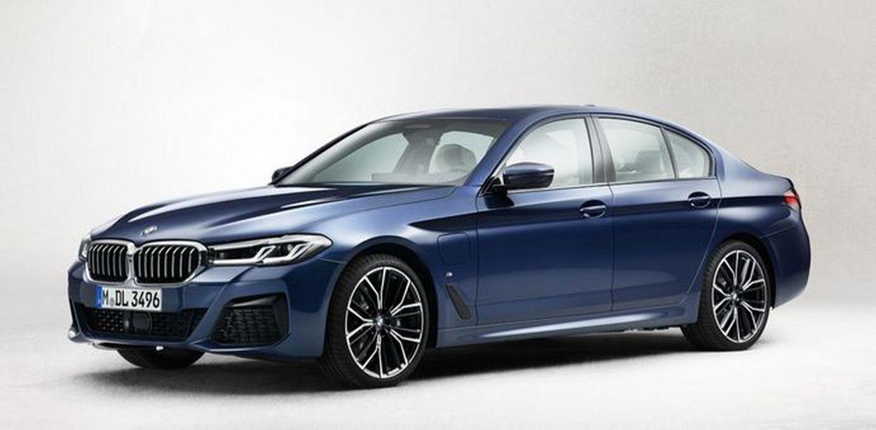 BMW  G Facelift