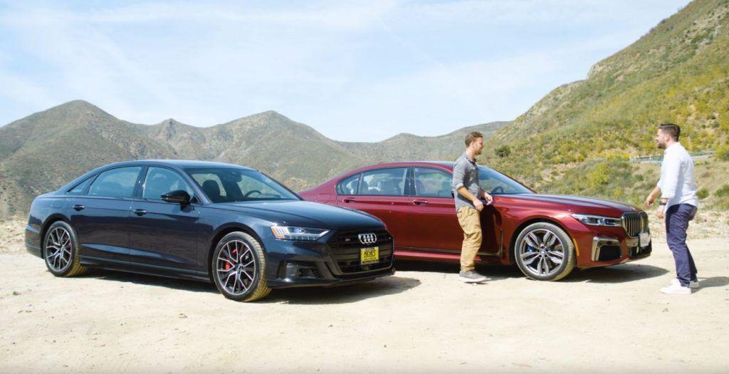 Audi S8 ili BMW M760i, tko je ovdje broj 1 dok se S-klasu ništa ne pita?