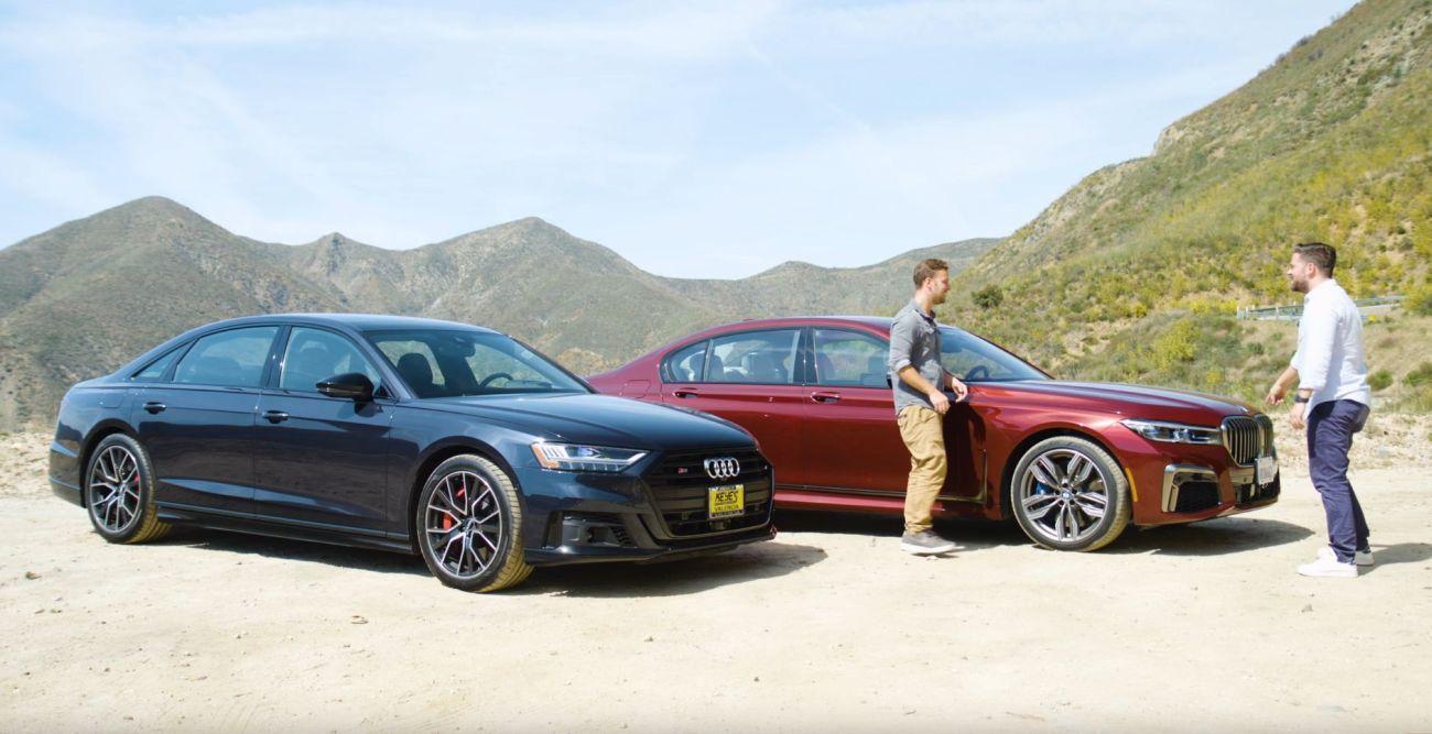 BMW  vs BMW S DT