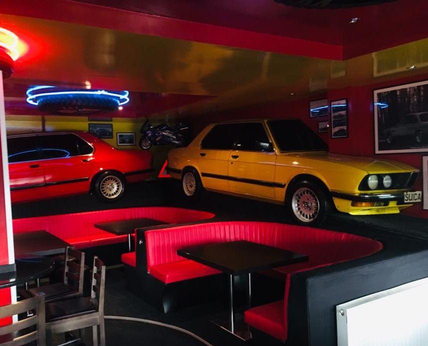 Ako ste ljubitelj bavarske marke i pizze, onda pravac u - pizzeria BMW!