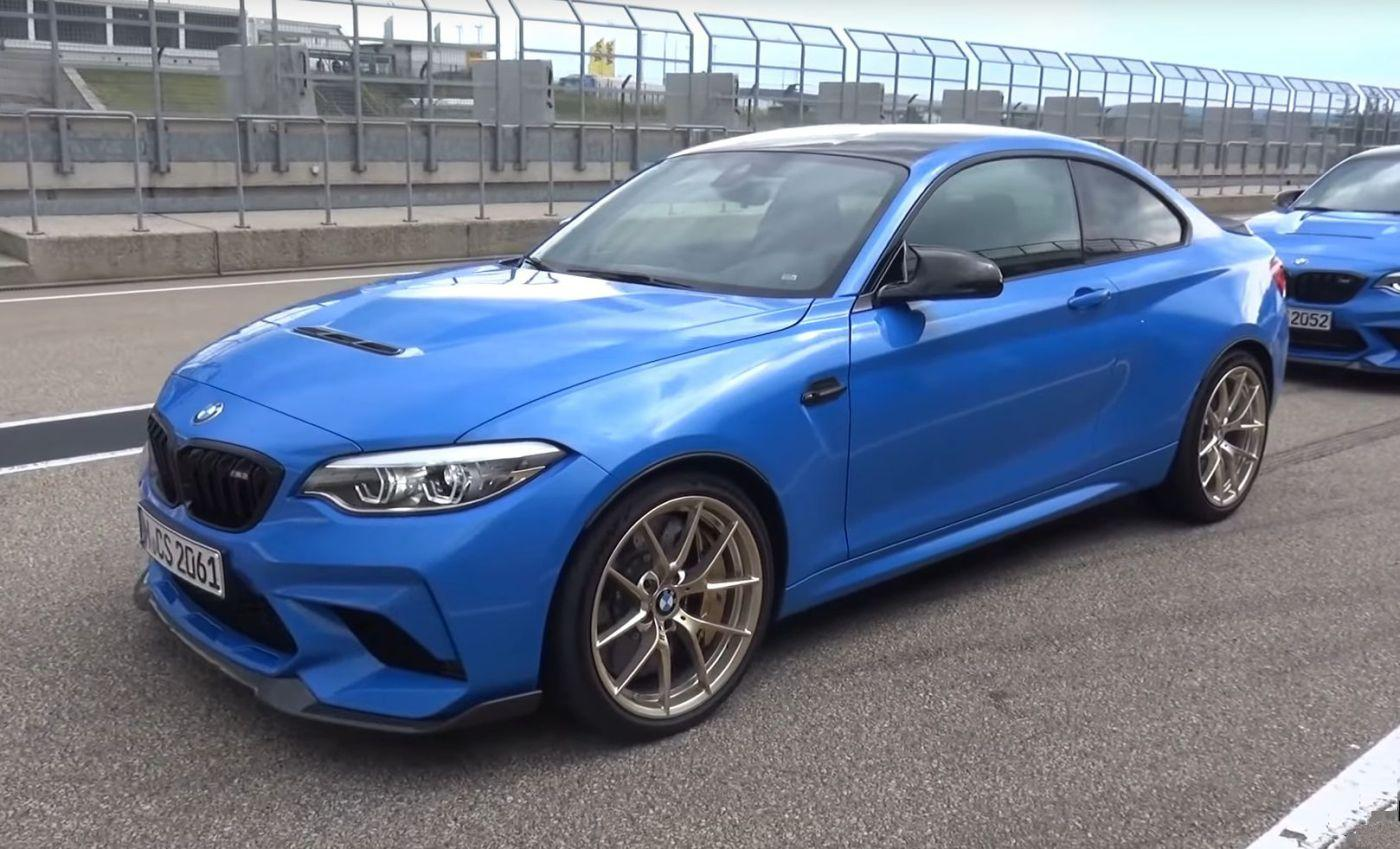 BMW M CS