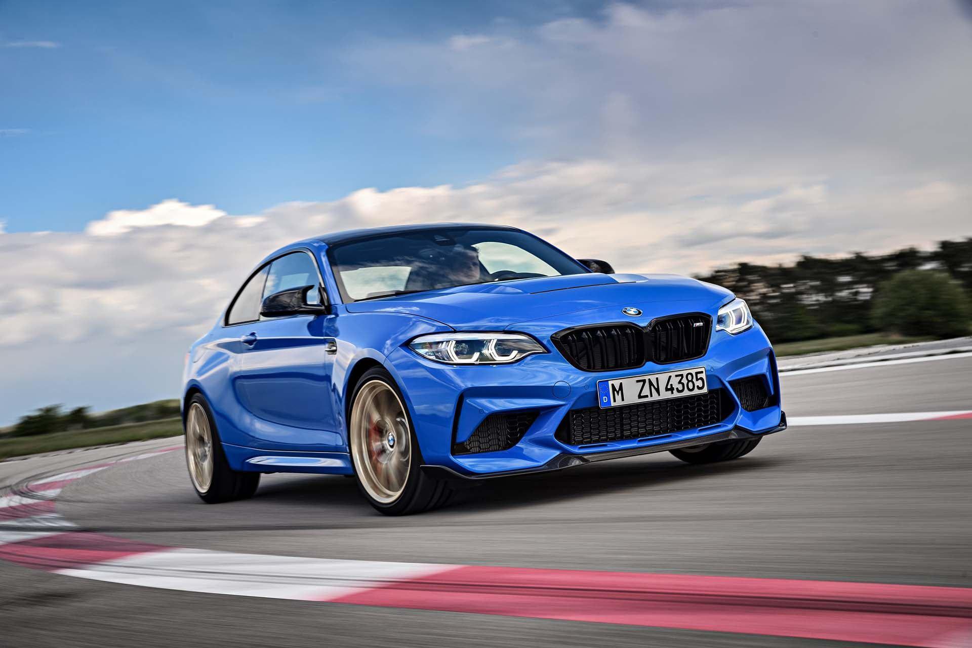 BMW M CS premijera driveteam