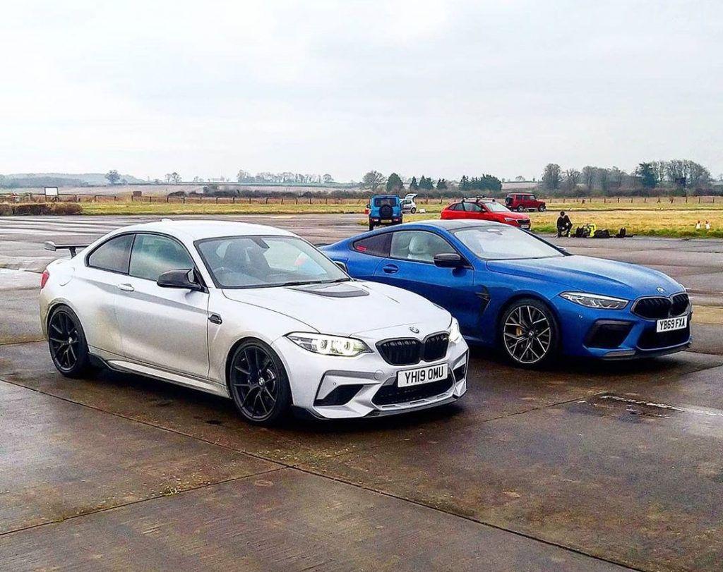 Bavarska bitka, BMW M8 ili BMW M2, koliko ste sigurni u ishod ove utrke?